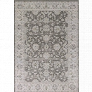 KAS Chandler 7'10 x 10'10 Rug in Charcoal