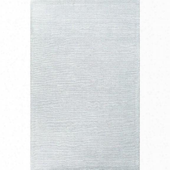 Jaipur Rugs Konstrukt 9' X 13' Solids Handloom Wool Rug In Blue