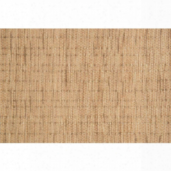 Loloi Beacon 9'3 X 13' Hand Made Jute Rug In Natural