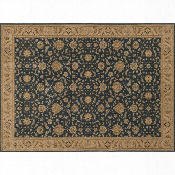 Loloi Stanley 12' X 15' Rug In Denim And Beige