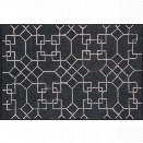 Loloi Panache 9'3 x 13' Wool Rug in Charcoal and Silver