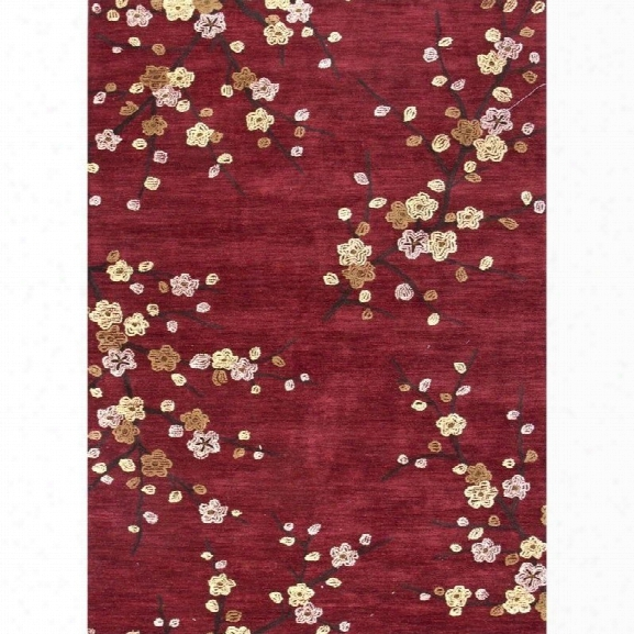 Jaipur Rugs Brio 7'6 X 9'6 Hand Tufted Polyester Rug