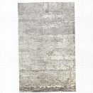 Jaipur Rugs Aston 10' x 13' Bamboo Silk Rug in Gray and Ivory