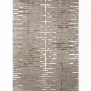 Jaipur Rugs Blue 9'6 x 13'6 Hand Tufted Wool Rug in Gray and Ivory