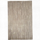 Jaipur Rugs Hollis 5' x 8' Hand Tufted Wool Rug in Gray and Ivory