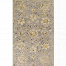 KAS Samara 8'6 x 11'6 Hand-Tufted Wool Rug in Gray
