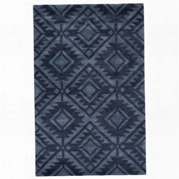 Jaipur Rugs City 9'6 X 13'6 Hand Tufted Wool A Nd Art Silk Rug