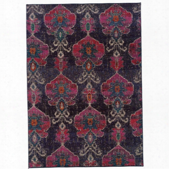 Oriental Weavers Kaleidoscope 9'9 X 12'2 Machine Woven Rug In Gray