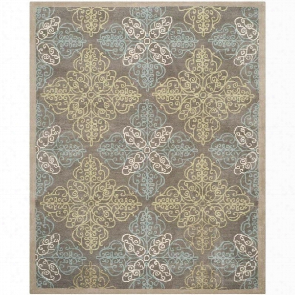 Safavieh Martha Stewart Moss Transitional Rug - 9' X 12'
