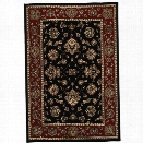 Oriental Weavers Ariana 12' x 15' Machine Woven Rug in Black
