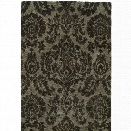 Oriental Weavers Huntley 9'3 x 13'3 Hand Tufted Rug in Gray