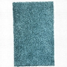 Jaipur Rugs Flux 7'6 x 9'6 Shag Polyester Rug in Blue