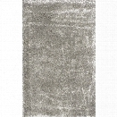 Nuloom 9'2 x 12'5 Millicent Shaggy Rug in Gray