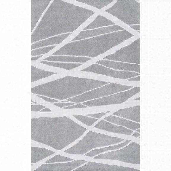 Nuloom 8' 3 X 11' Hand Tufted Warren Rug In Gray