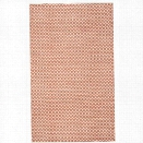 Safavieh Boston 9' X 12' Hand Woven Cotton Pile Rug in Orange