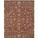 Safavieh Bella 8' X 10' Hand Tufted Wool Pile Rug in Rose and Taupe