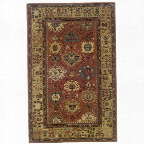 Oriental Weavers Windsor 12' X 15' Hand Tufted Rug In Pink