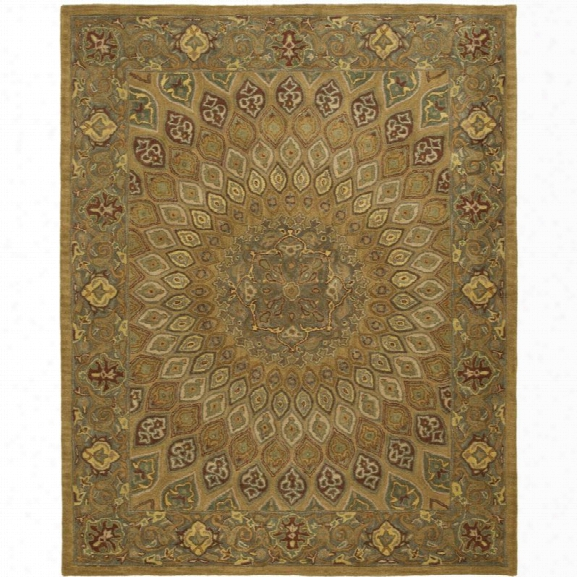 Safavieh Heritage 9'6 X 13'6 Hand Tufted Wool Rug