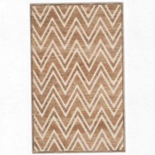 Safavieh Paradise 8' X 11'2 Power Loomed Rug In Mouse And Cream