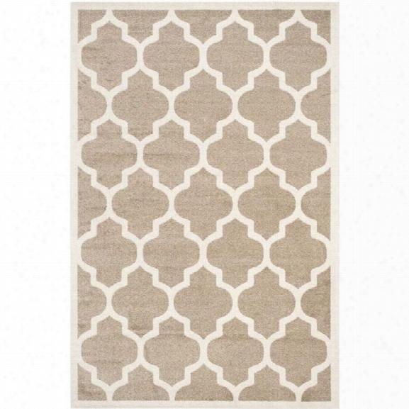 Safavieh Amherst 10' X 14' Rug In Wheat And Beige