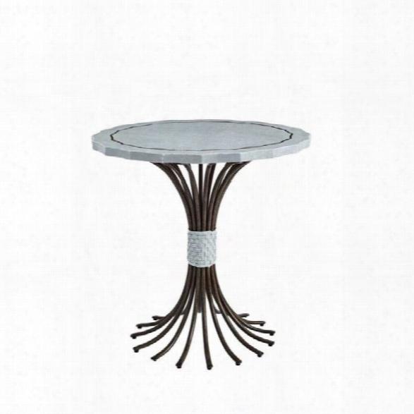 Stanley Coastal Living Resort Eddys Landing Lamp Table