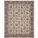 Safavieh Artisan 10' X 14' Power Loomed Rug in Ivory and Brown