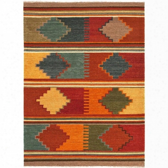 Jaipur Rugs Anatolia 9' X 12' Flat Weave Wool Rug In Red