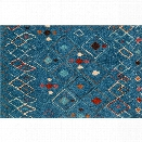Loloi Kalliope 9'3 x 13' Contemporary Rug in Blue