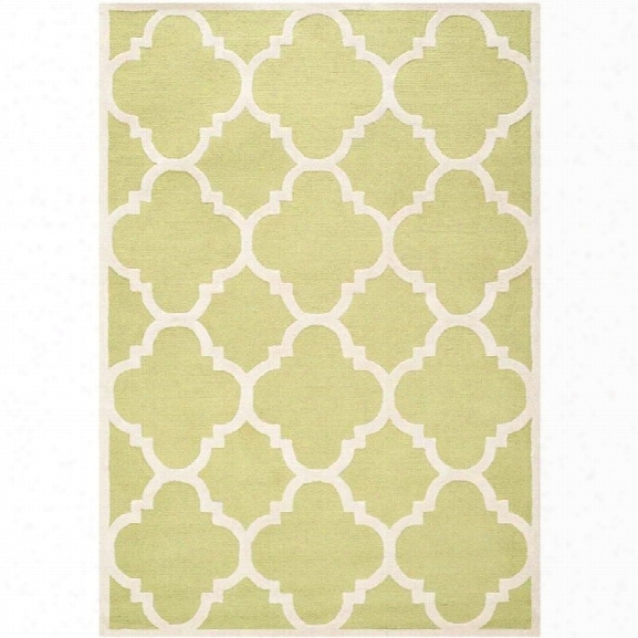 Safavieh Cambridge Green Transitional Rug - 9' X 12'