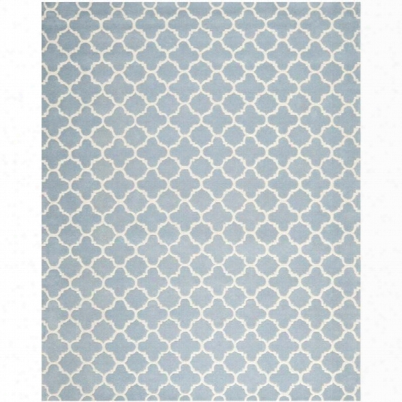 Safavieh Chatham Blue Contemporary Rug - 10' X 14'