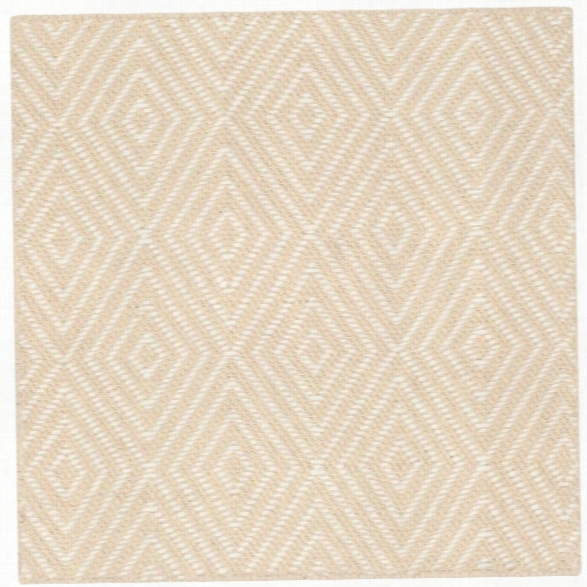 Safavieh Wilton 8' X 10' Handmade Rug In Beige And Ivory