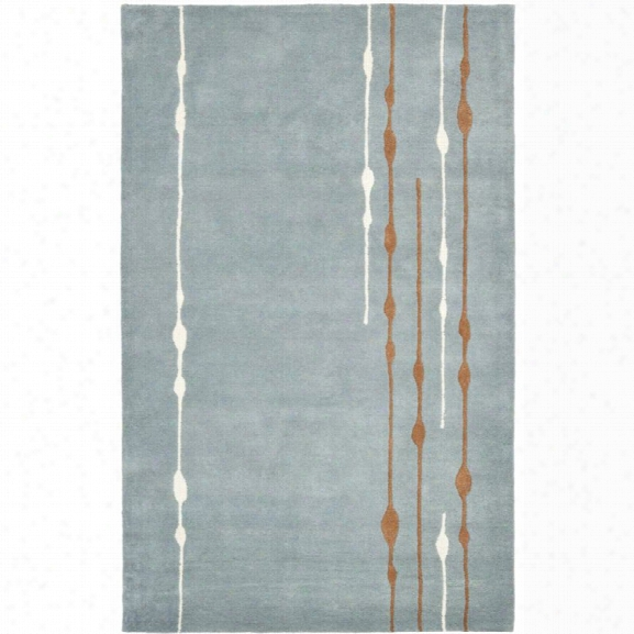 Safavieh Soho 8'3 X 11' Hand Tufted Wool Rug In Blue