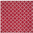 Safavieh Chatham Red Contemporary Rug - Square 8'9