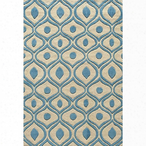 Momeni Bliss 8' X 10' Rug In Blue