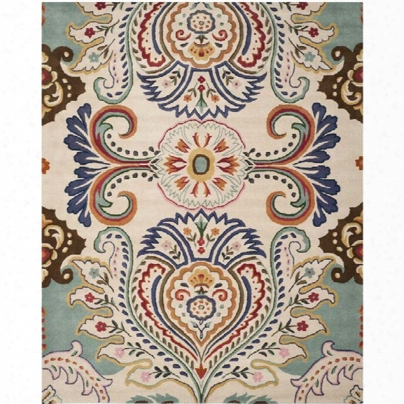 Safavieh Bella Ivory Country Rug - 8'9 X 12'