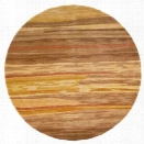 Momeni New Wave 7'9 X 7'9 Round Rug in Sand