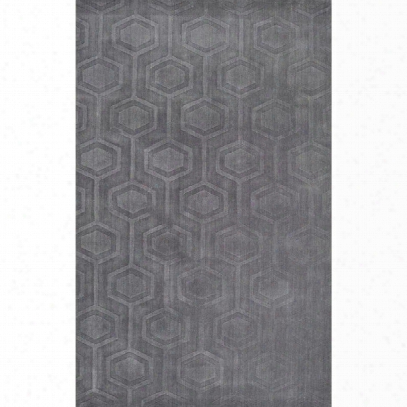 Nuloom 8' 6 X 11' 6 Hand Woven Ambrose Rug In Gray