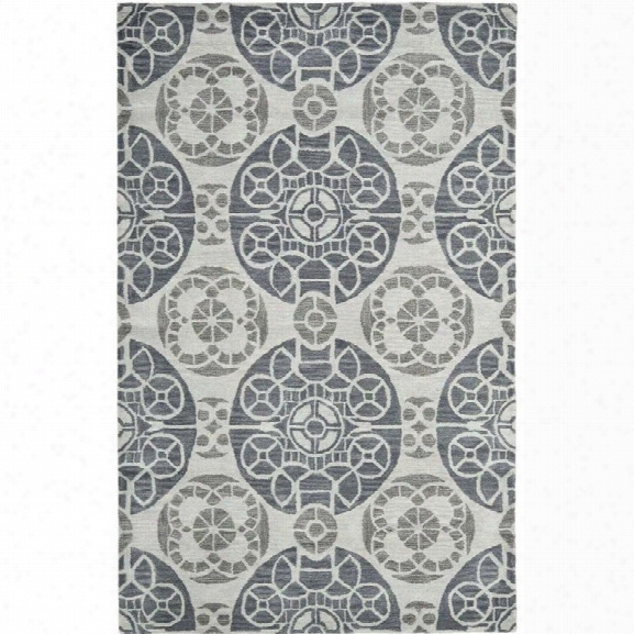 Safavieh Wyndham Silver Contemporary Rug - 10' X 14'