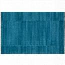 Loloi Anzio 7'9 x 9'9 Flat Weave Wool Rug in Blue