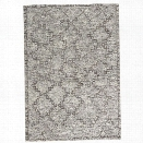 Maklaine 5' x 8' Wool Rug in Neutral Brown