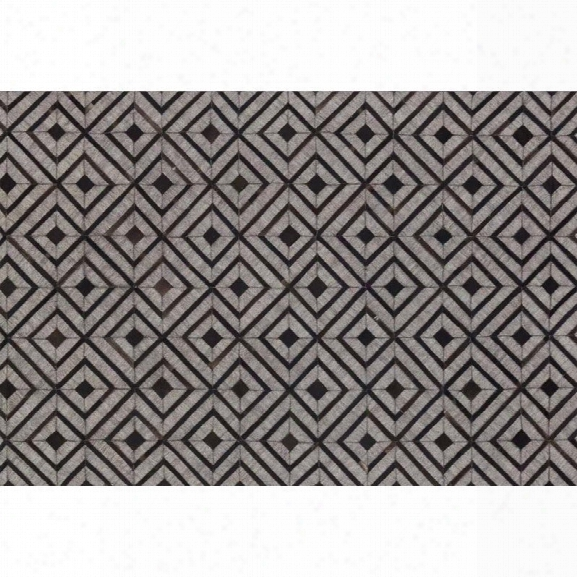 Loloi Dorado 9'3 X 13' Hide Rug In Beige And Espresso