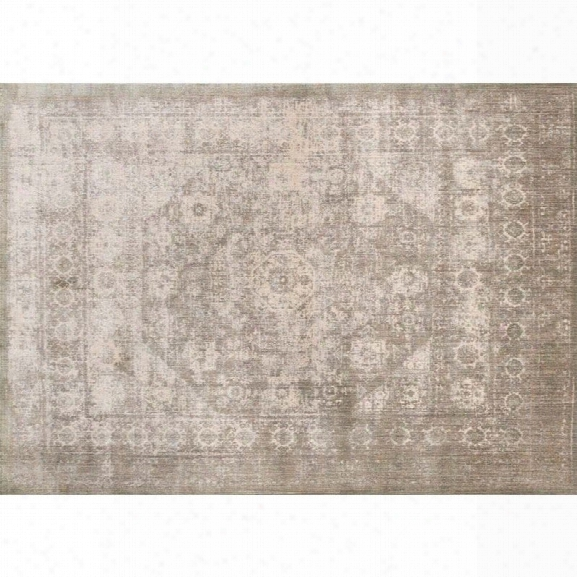 Loloi Anastasia 13' X 18' Rug In Gray And Sage