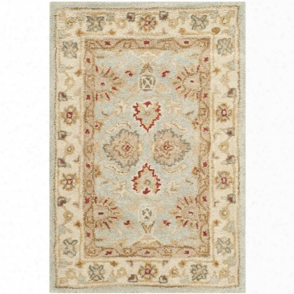 Safavieh Antiquity 11' X 15' Hand Tufted Wool Rug