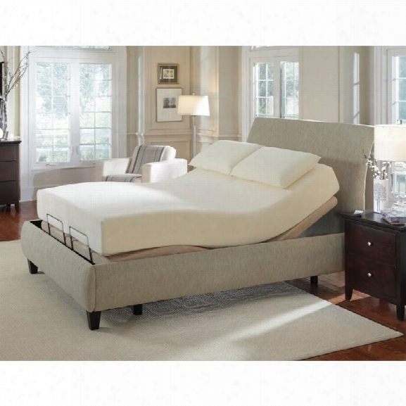 Coaster Premier Bedding Pinnacle Twin Extra Long Adjustable Bed