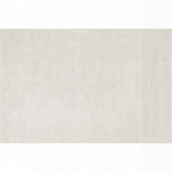 Loloi Happy 9'3 X 13' Hand Tufted Shag Rug In Ivory