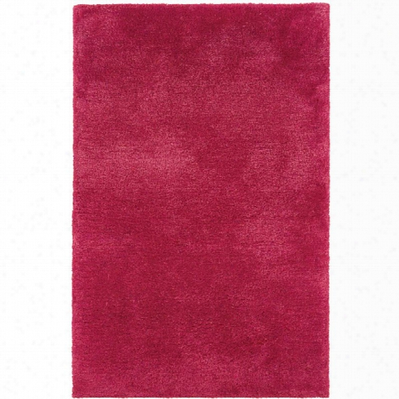Oriental Weavers Cosmo Shag 10' X 13' Hand Tufted Rug In Pink