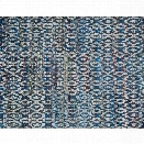 Loloi Giselle 9'6 x 13'6 Hand Knotted Silk Rug in Mediterranean
