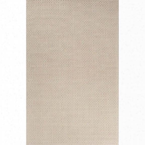 Jaipur Rugs Maverick 5' X 8' Textured Wool Rug In Natural