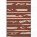 Jaipur Rugs Traditions Made Modern Flat Weave 8' x 11' Wool Rug