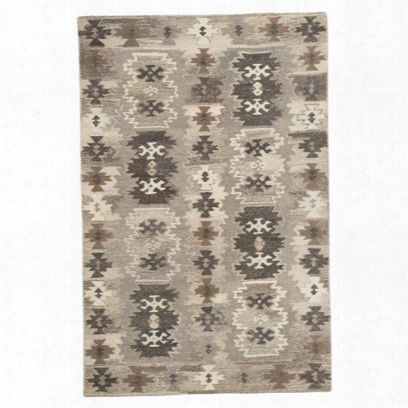 Ashley Porcinni 8' X 10' Rug In Gray